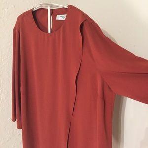 MM. LaFleur bourgeois blouse